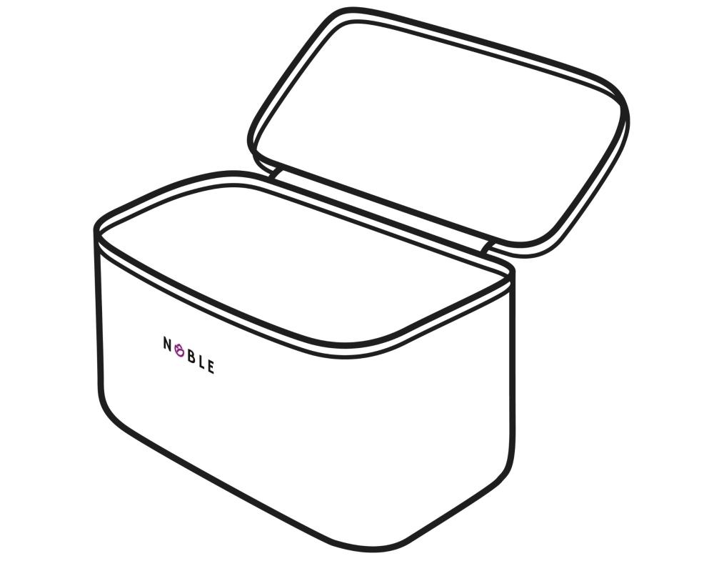 kosmetyczki organizery do torebki