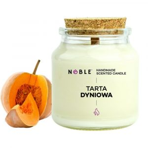 Świeca zapachowa Tarta dyniowa Noble