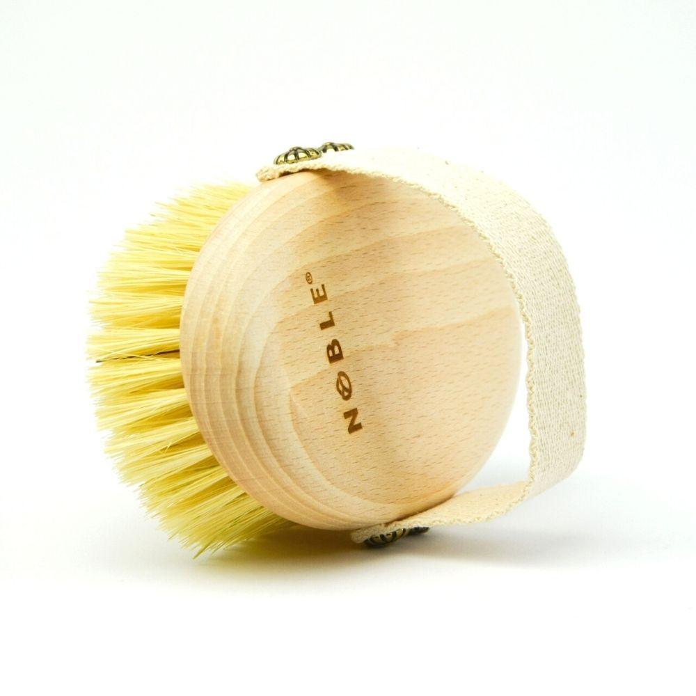 Szczotka do masażu na sucho ostre tampico